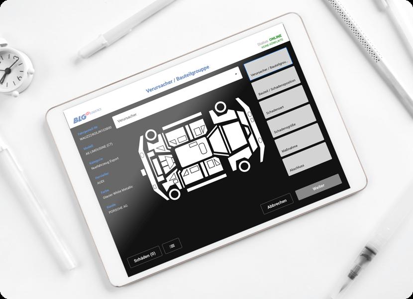 28apps Software GmbH   blg-schadenerfassung-dokumentation-meldung-logistik-app-entwicklung-software-entwicklung-bremen-img1